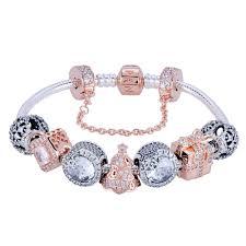 bracelet pandora rose images Pandora rose radiant winter wonderland complete bracelet the jpg