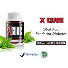 jual obat herbal kuat khusus penderita diabetes x cure pusat