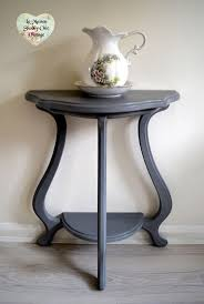 Half Moon Sofa Tables by 16 Best Mesas Tables Images On Pinterest Console Tables