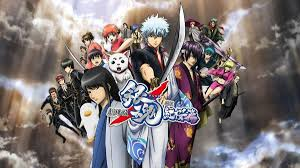 gintama gintama anime 2006 senscritique