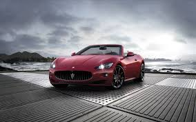 galaxy maserati red maserati cabrio sport 2011 front angle wallpapers red