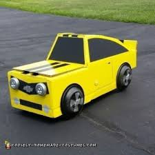 Coolest Transforming Bumblebee Transformer Costume Transformer 150 Coolest Homemade Transformers Costumes