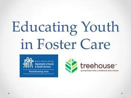 Treehouse Fostering Agency - educational needs of youth in foster care mcan conference april 13