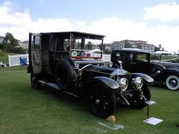 roll royce limousine coachbuild com barker rolls royce silver ghost limousine landaulet