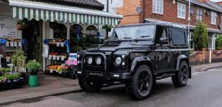 kahn land rover defender bespoke cars the uks leading defender specialist