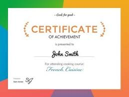 free certificate maker create custom certificates adobe spark