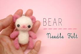 this is my second needle felting kit from daiso some of you may