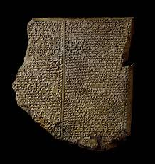 gilgamesh flood myth wikipedia british museum the flood tablet the gilgamesh tablet library