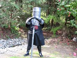 self me as the black knight from monty python and the holy grail