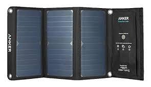 porta usb per auto anker 21w dual usb solar charger powerport solar for