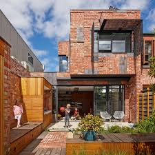 Victoria Houses by Phooey Architects Cubo House Melbourne Victoria