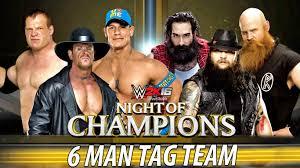 wwe 2k16 ps4 british bulldog vs x pac vs rikishi full match wwe 2k16 referee freez total mayhem undertaker kane and