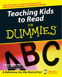 amazon com teaching kids to read for dummies 9780764540431
