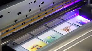 neon uv led printer usb plastic business cards