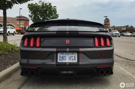 2001 Shelby Mustang Ford Mustang Shelby Gt350r 2015 16 August 2017 Autogespot