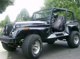 1993 jeep for sale 1993 jeep renegade top lifted oversize tires city of