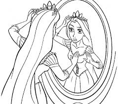 rapunzel coloring pages coloring pages adresebitkisel
