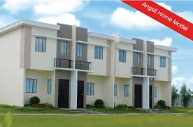 Row House Model - lumina affordable homes for sale properties lumina house and lot