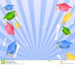 Invitation Card For Graduation Day Graduation Day Greetings Royalty Free Stock Images Image 10744029