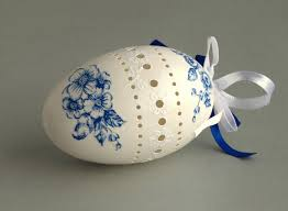 decorated goose eggs decorated goose egg easter eggs pysanky painted eggs