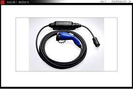 nissan leaf charging cable suzuki motors rakuten global market prius phv charging cable