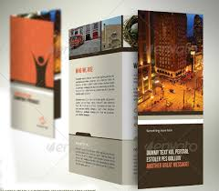 tri fold brochure ai template 40 best corporate brochure print templates of 2013 frip in