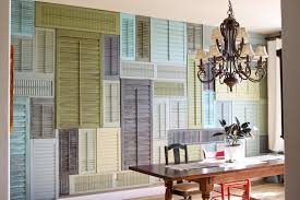 Repurpose Dining Room by Greene Acres Hobby Farm Diy Shutter Inspirations 28 Ways To