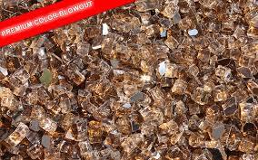 Fire Pit Glass Rocks by Fire Pit Glass Crystals Fire Pit Glass For Fireplaces And Fire Pits