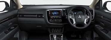mitsubishi mirage 2015 interior outlander phev plug in hybrid suv mitsubishi motors in the uk