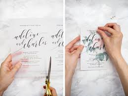 diy floral wedding invitations pipkin paper company