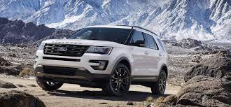 Ford Explorer Hood Latch - 2017 ford explorer depaula ford