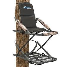 Gander Mountain Layout Blind Ameristep 8400 Steel Climbing Tree Stand Hunting Tree Stand