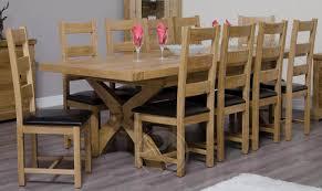 Solid Oak Dining Room Table Solid Oak Dining Chair Home Ranges By Wood Oak Venezia Solid Oak