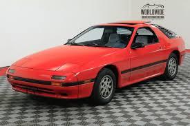 mazda worldwide sales 1986 mazda rx 7 77k original miles collector quality denver co
