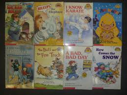 lot 10 reader math scholastic children learn