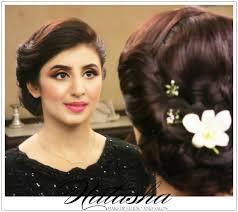 makeup by natasha salon karachi pakistan beautiful bride