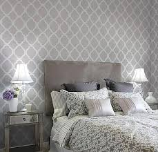 trellis wallpaper house to home blog