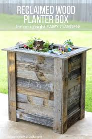 garden boxes ideas planters planter boxes strawberry box plans building strawberry