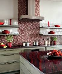 Kitchen Granite Design 28 Best Vibrant Red Granite Kitchen Countertops Images On
