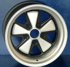 porsche 911 fuchs replica wheels braid usa