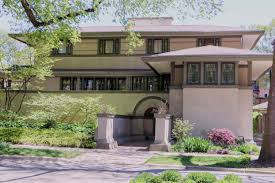 frank lloyd wright in oak park