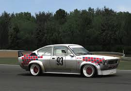 1973 opel kadett opel kadett c coupe u2013 four new previews u2013 virtualr net u2013 sim