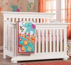 oxford baby harlow 4 in 1 convertible crib white babies