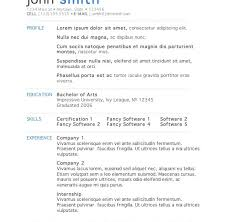 Resume Example Word by Surprising Resume Examples Word 5 7 Free Templates Cv Resume Ideas
