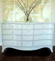 bureau painted in a mix of country chic paint u0027s pebble beach and