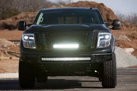nissan pickup custom you can now pimp out your 2017 nissan titan xd with genuine