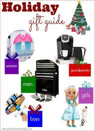 gift guide for the family hoosier