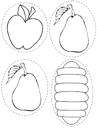 hungry caterpillar coloring pages printables coloring