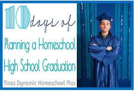 homeschool graduation announcements planning a homeschool high school graduation archives tina s