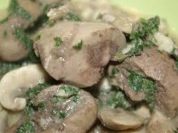 cuisiner rognons de veau les meilleures recettes de rognons de veau